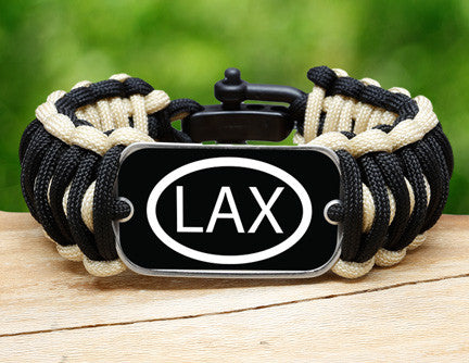 Wide Survival Bracelet™ - Home Airport