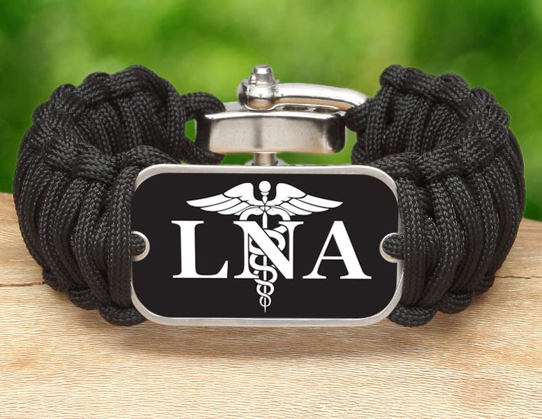 Wide Survival Bracelet™ - Licensed Nursing Assistant