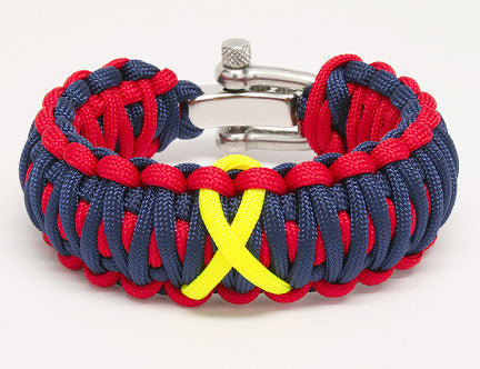 WIDE Survival Bracelet™ - Troop Support