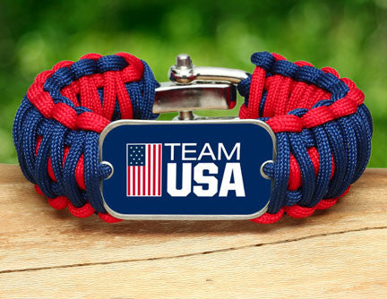 WIDE Survival Bracelet™ - Team USA
