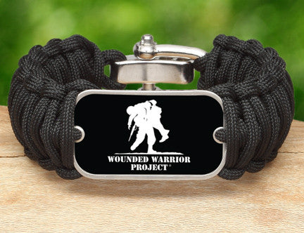 Wide Survival Bracelet™ - Wounded Warrior Project
