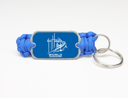 Key Fob-Guy Harvey-World Headquarters