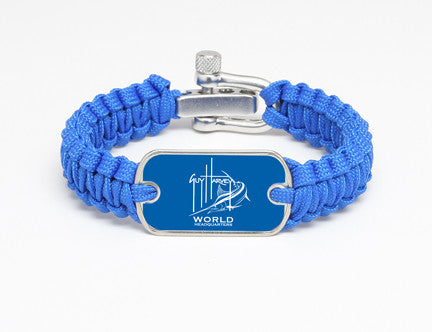 Light Duty Survival Bracelet™-Guy Harvey-World Headquarters