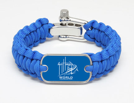 Regular Survival Bracelet™-Guy Harvey-World Headquarters