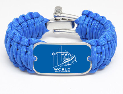 WIDE Survival Bracelet™-Guy Harvey-World Headquarters