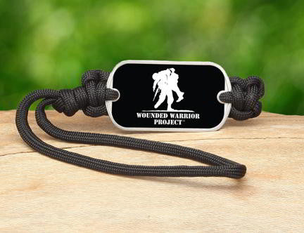 Gear Tag - Wounded Warrior Project