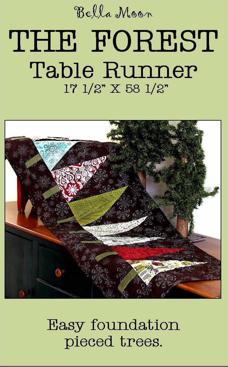 The Forest Table Runner