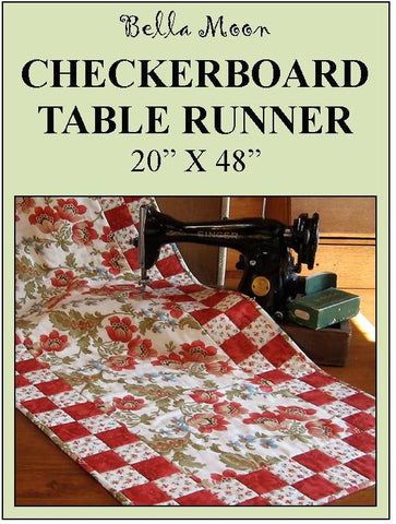 CheckerboardTable Runner