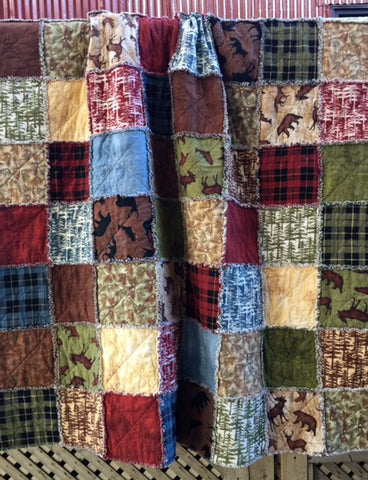 True North Rag Quilt