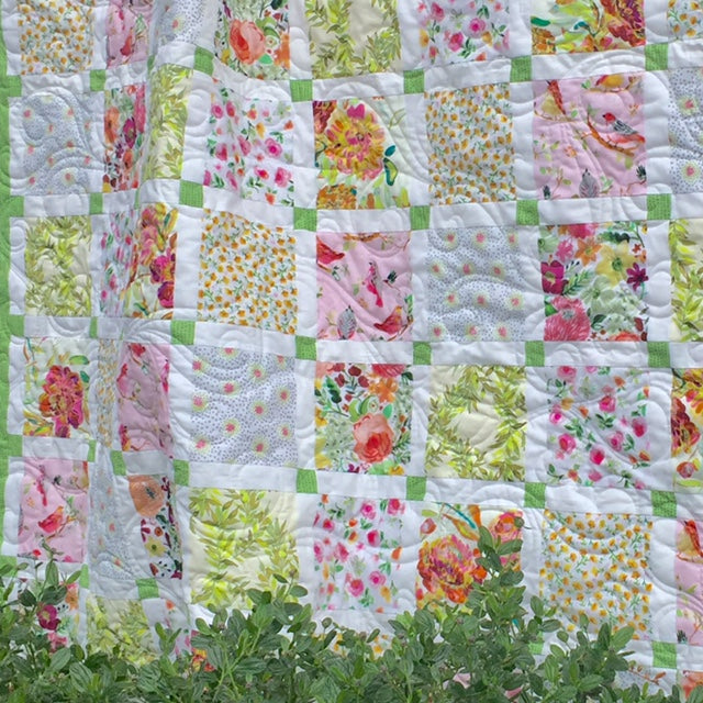 Chloe (no. 2) Quilt Kit