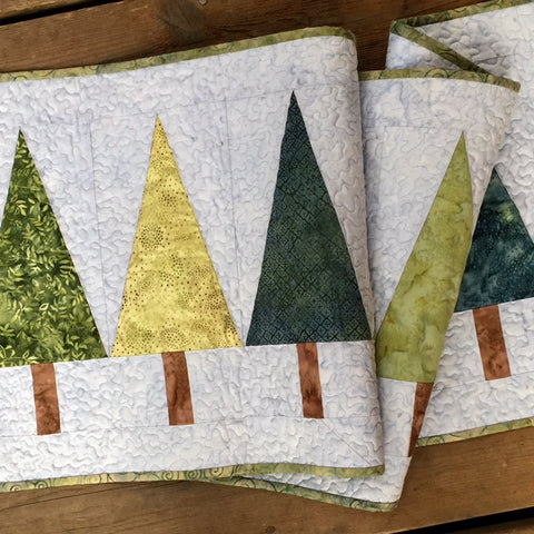 The Forest Table Runner Kit