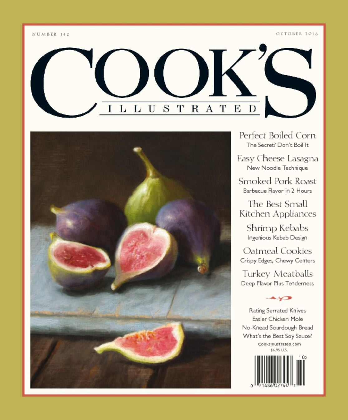 Cook's Illustrated Product Reviews - Fall 2016