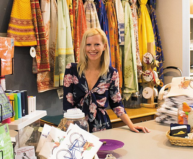 Richmond Magazine Publishes Article on Owner, Sarah Nicholas!