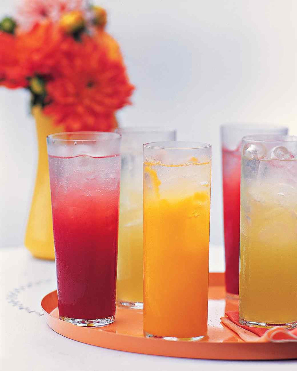 Fruit Spritzers: The Essence of Summer in Winter!