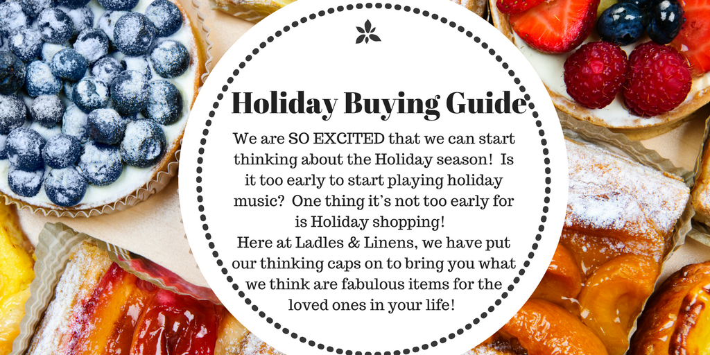 HOLIDAY BUYING GUIDE