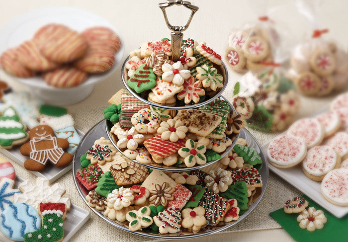 Spritz Cookies ~ A Christmas Classic!