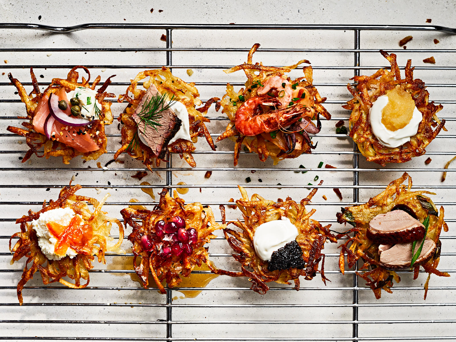 latke topping ideas