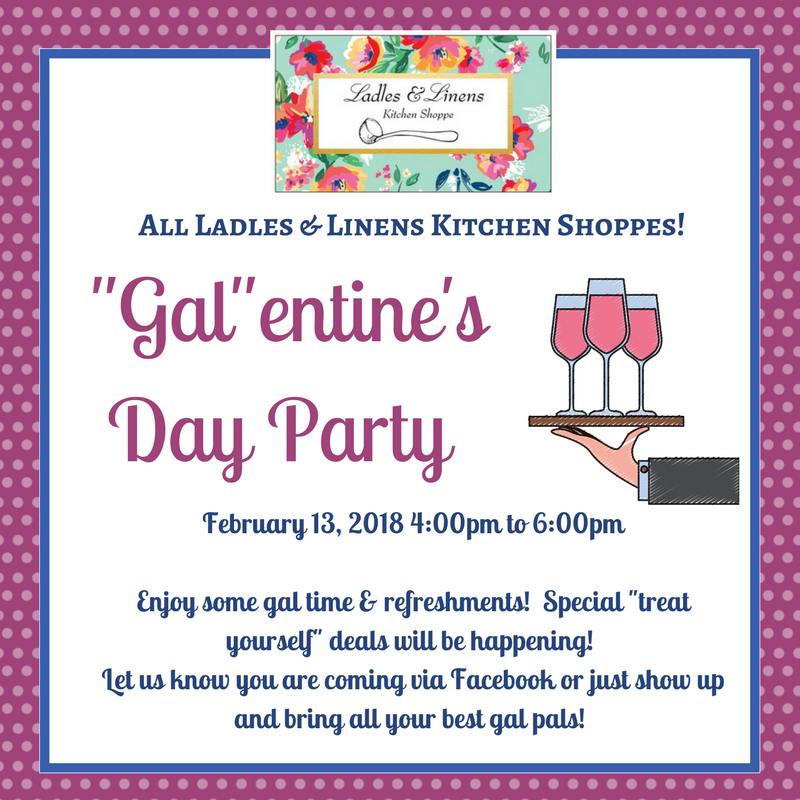 """Gal""entine's Day Party!"