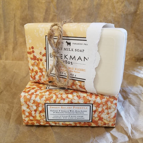 Luxurious soap