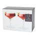 Coupe Champagne & Cocktail Glasses - Set of 2