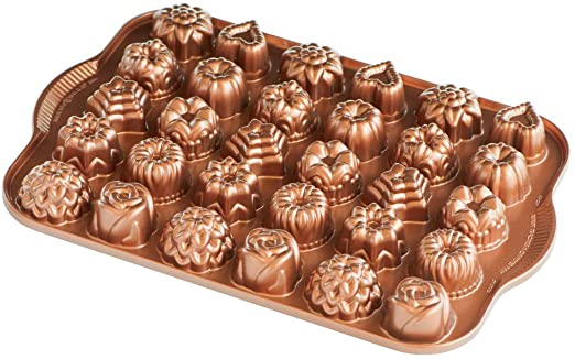 Nordic Ware Tea Cakes & Candy Mold