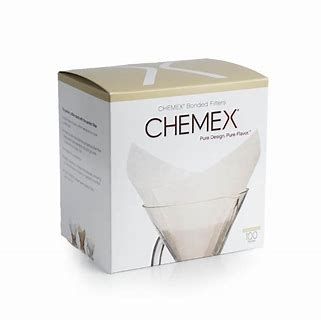Chemex Pre-Folded Filter Squares - LIMIT 1 per customer.