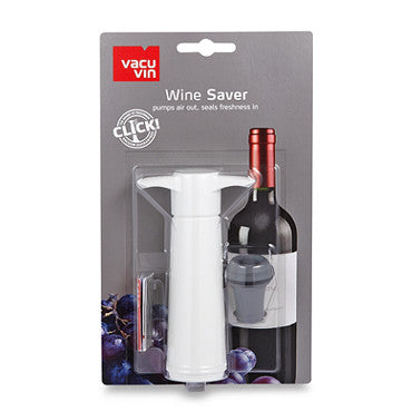 Vacu Vin Wine Saver Pump & Stopper