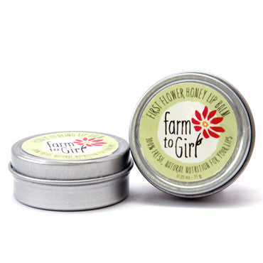 First Flower Honey Lip Balm - Seasonal