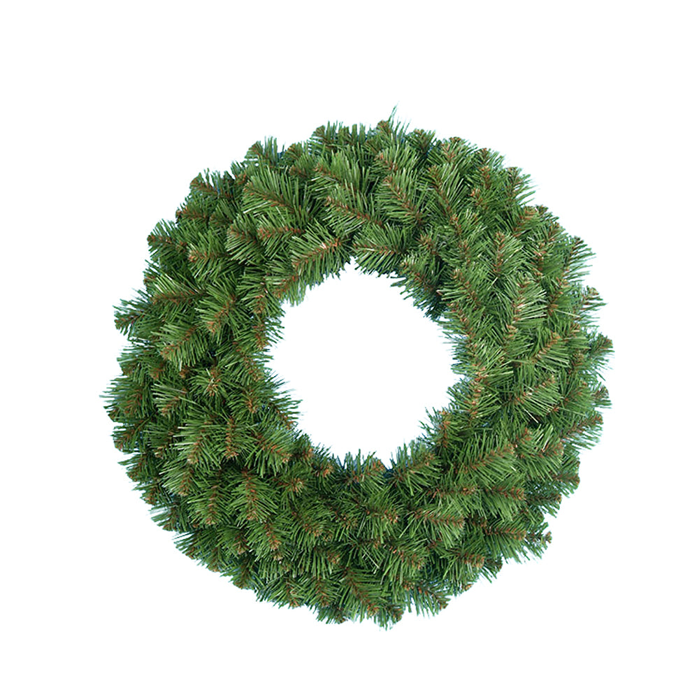 Kurt Adler 30-Inch Virginia Pine Wreath