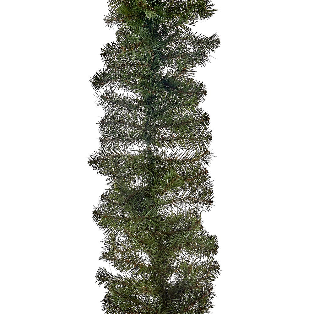 Kurt Adler 9-Foot x 14-Inch Virginia Pine Garland