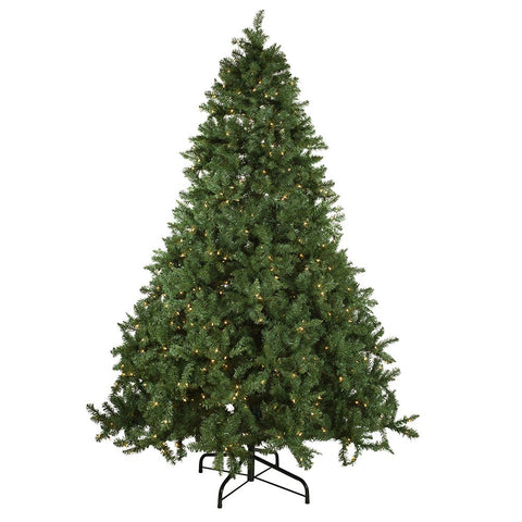Kurt Adler 9-foot pre-lit artificial Northwood Pine tree