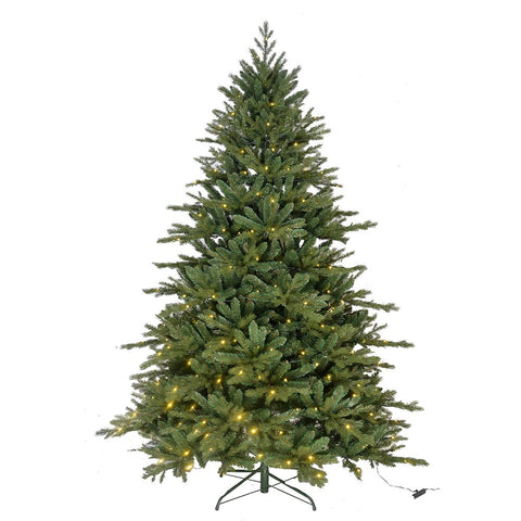 Kurt Adler 7-Foot LED Pre-Lit Green Tree