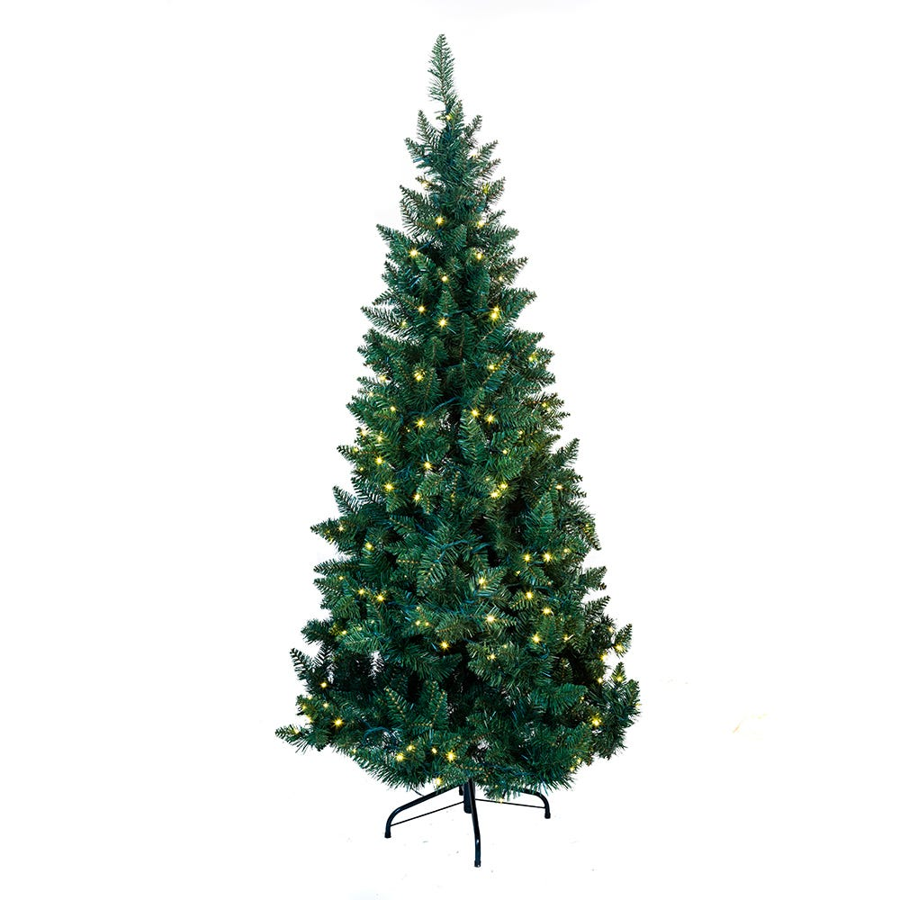 Kurt Adler 6-Foot Green Pine Tree
