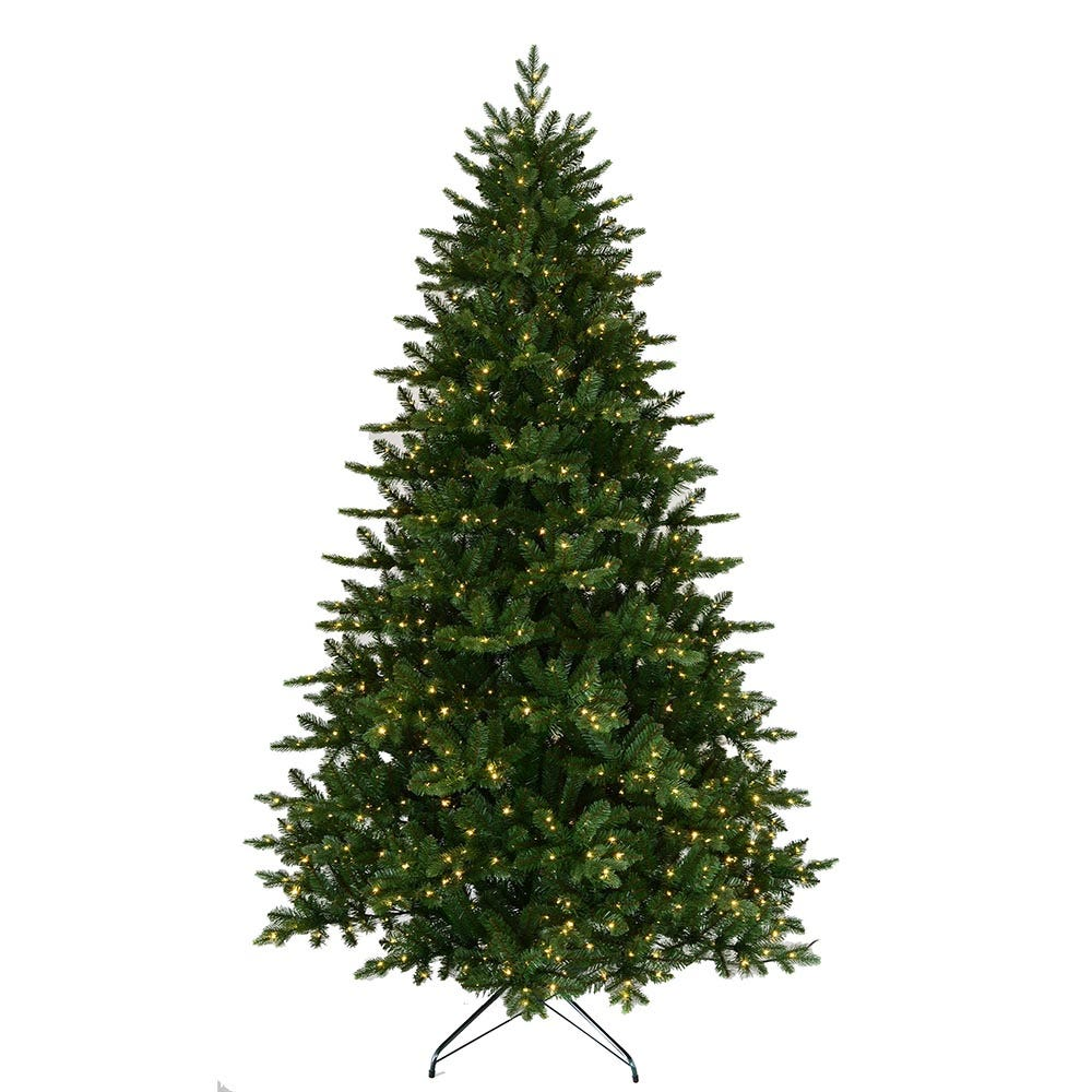 Kurt Adler 7.5-Foot Pre-Lit Garfield Tree