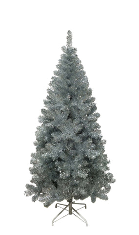 Kurt Adler 6-Foot Silver Point Pine Tree