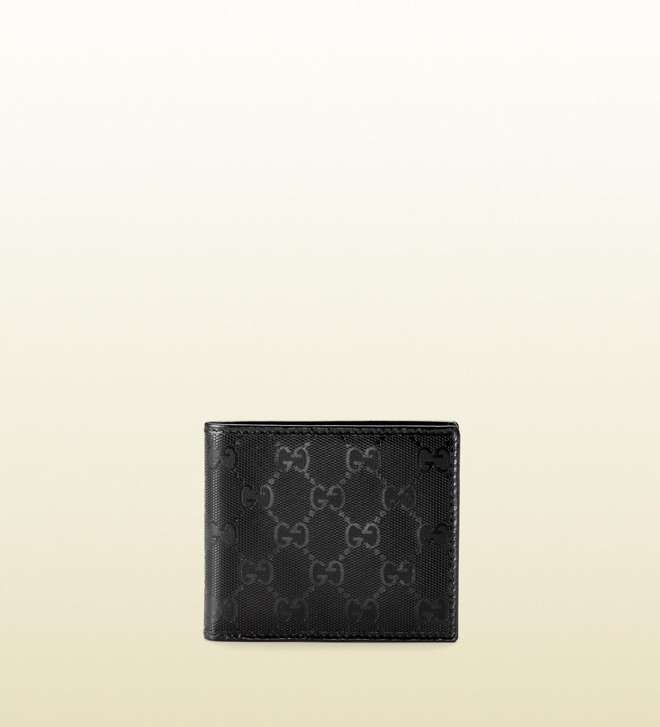 d2e21d77aa9 Gucci - Imprime Leather Bi-Fold Wallet – vommer