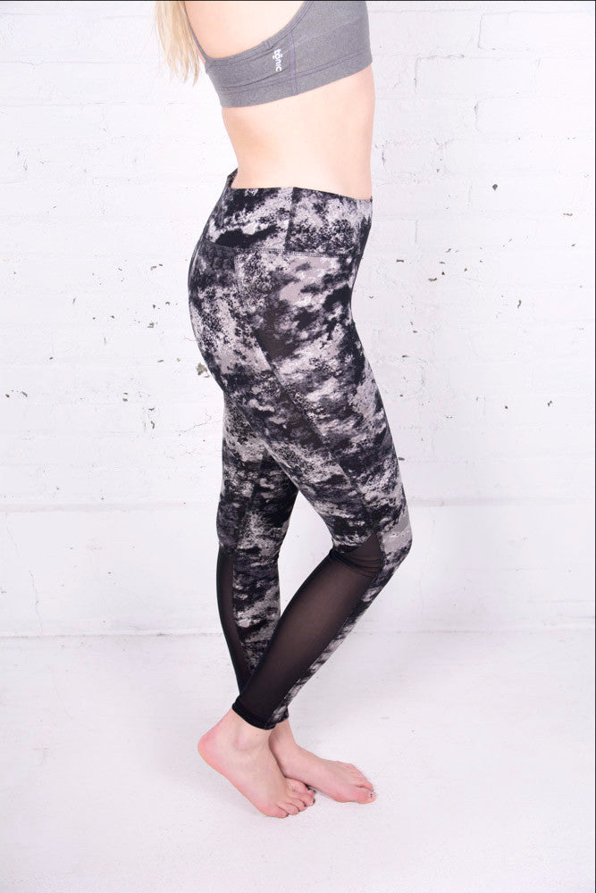 Cosmo Printed Legging - 1 L LEFT!