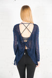 Twist Back Top - 1 XS LEFT!