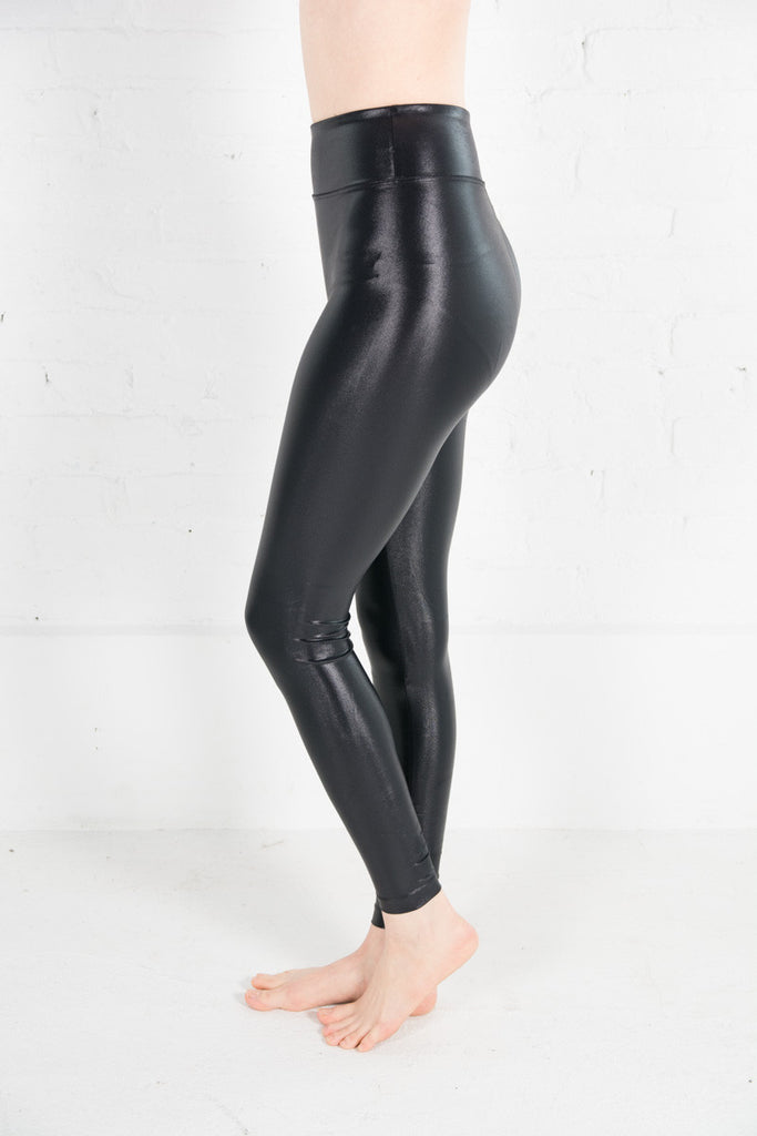 Lustrous High Rise Legging - 1