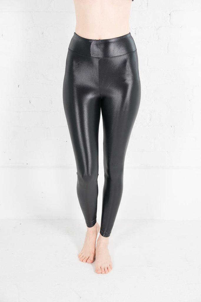Lustrous High Rise Legging - 1 'S' LEFT!