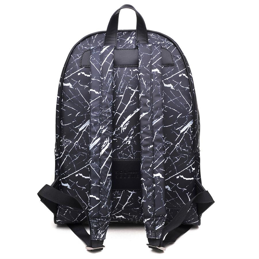 Infinity Backpack Marble Sacred Tusk Athletics