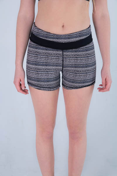 The Path Print Reversible Short