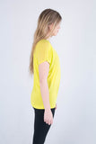 Irena Mesh Back Tee - 1 'L' LEFT!