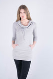Helen Cowl Neck Tunic