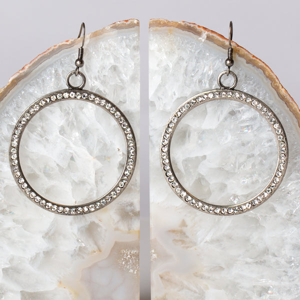 Circle of Love & Faith Earrings