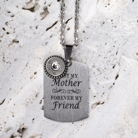 Mother - Friend Quote Tag