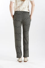 Printed Pant - Carrie Parry