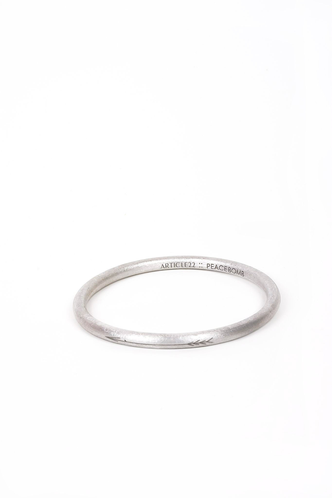Article 22 - Arrow Bangle