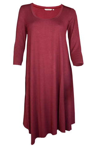 Herita Tunic -Wine