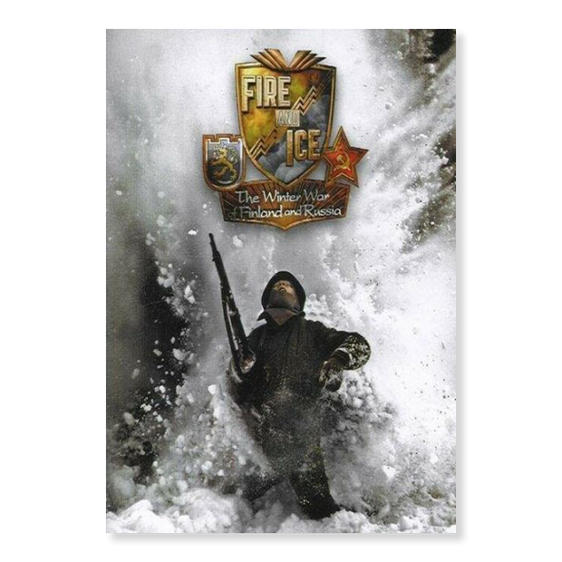 Finnish DVD - Fire and Ice